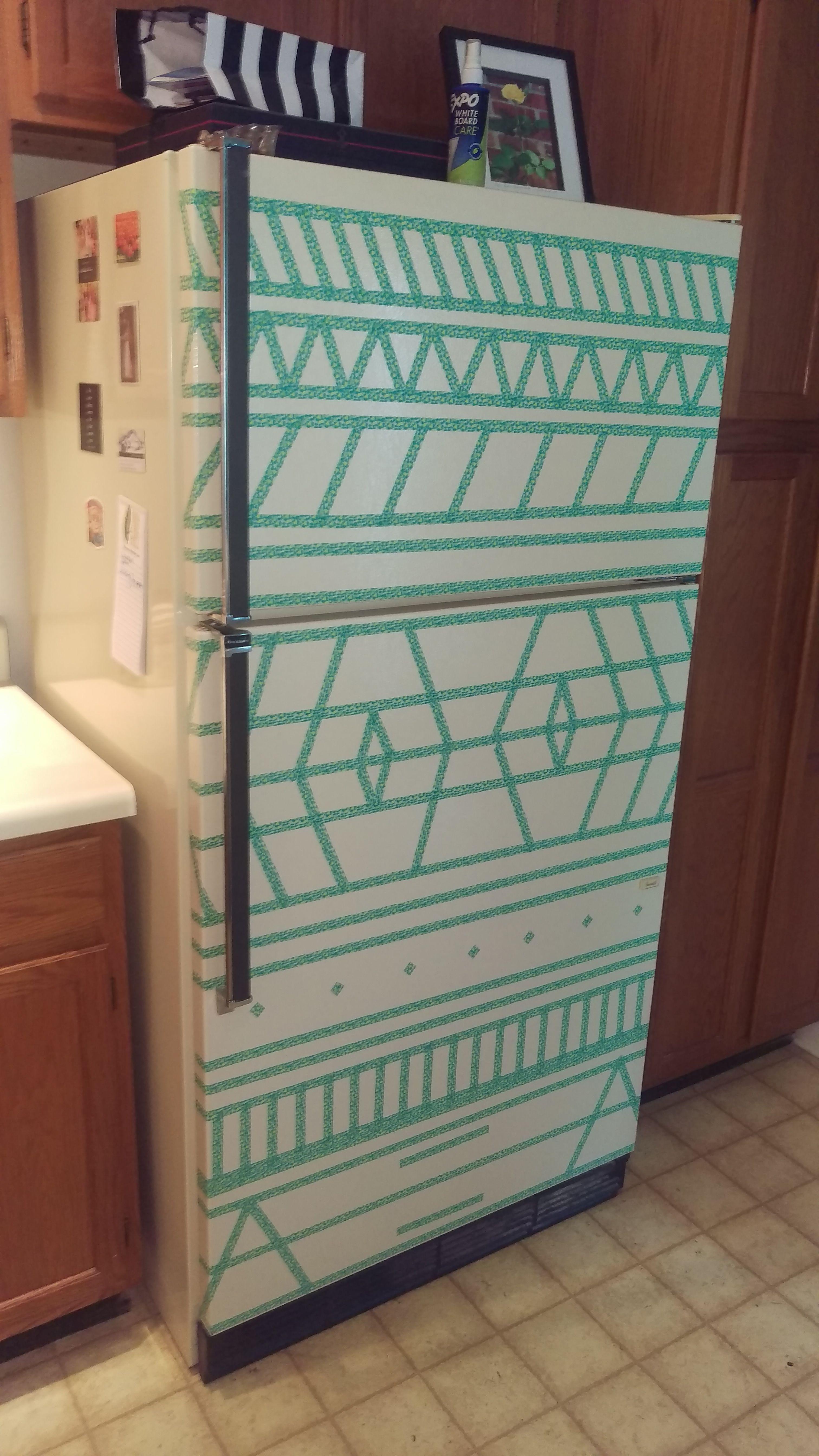 Washi Tape Kitchen Cabinets Diy Kitchen Cabinets With Washi Tape Daccor We Philippines And