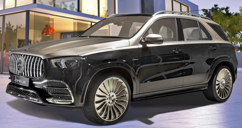 مرسيدس بنز جي أل إي هوفلي 2020 المعد لة الفاخرة والأكثر تميزا موقع ويلز Mercedes Benz Gle Mercedes Benz Maybach