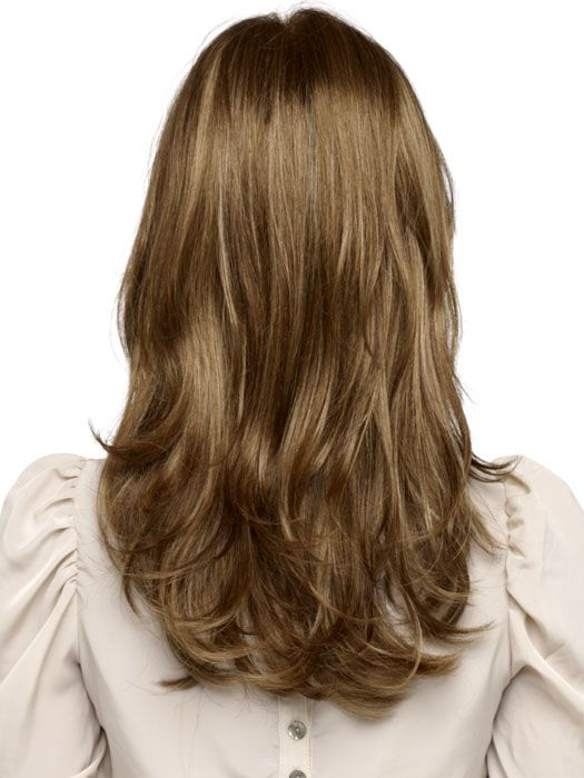 Long Hair From The Back View Www Pixshark Com Images