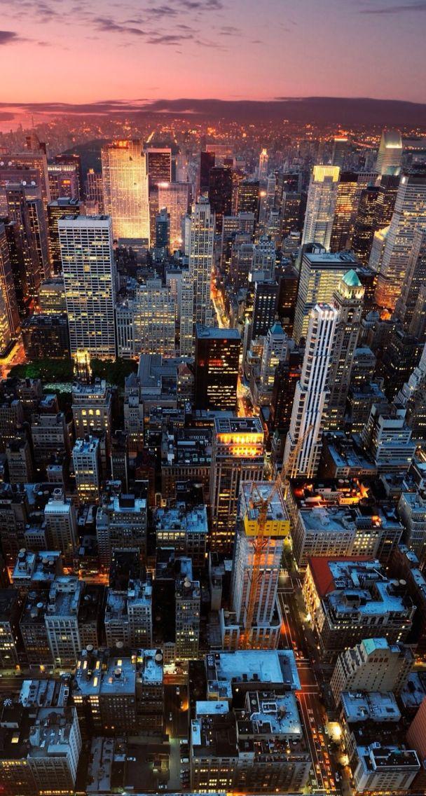 New York City New York Fotografia De Paisagem Fotos De Paisagem Paisagem Urbana