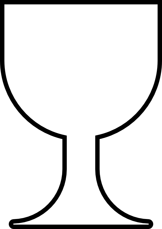 Challice Pattern The Cup Or Chalice Is A Symbol Of The Mass