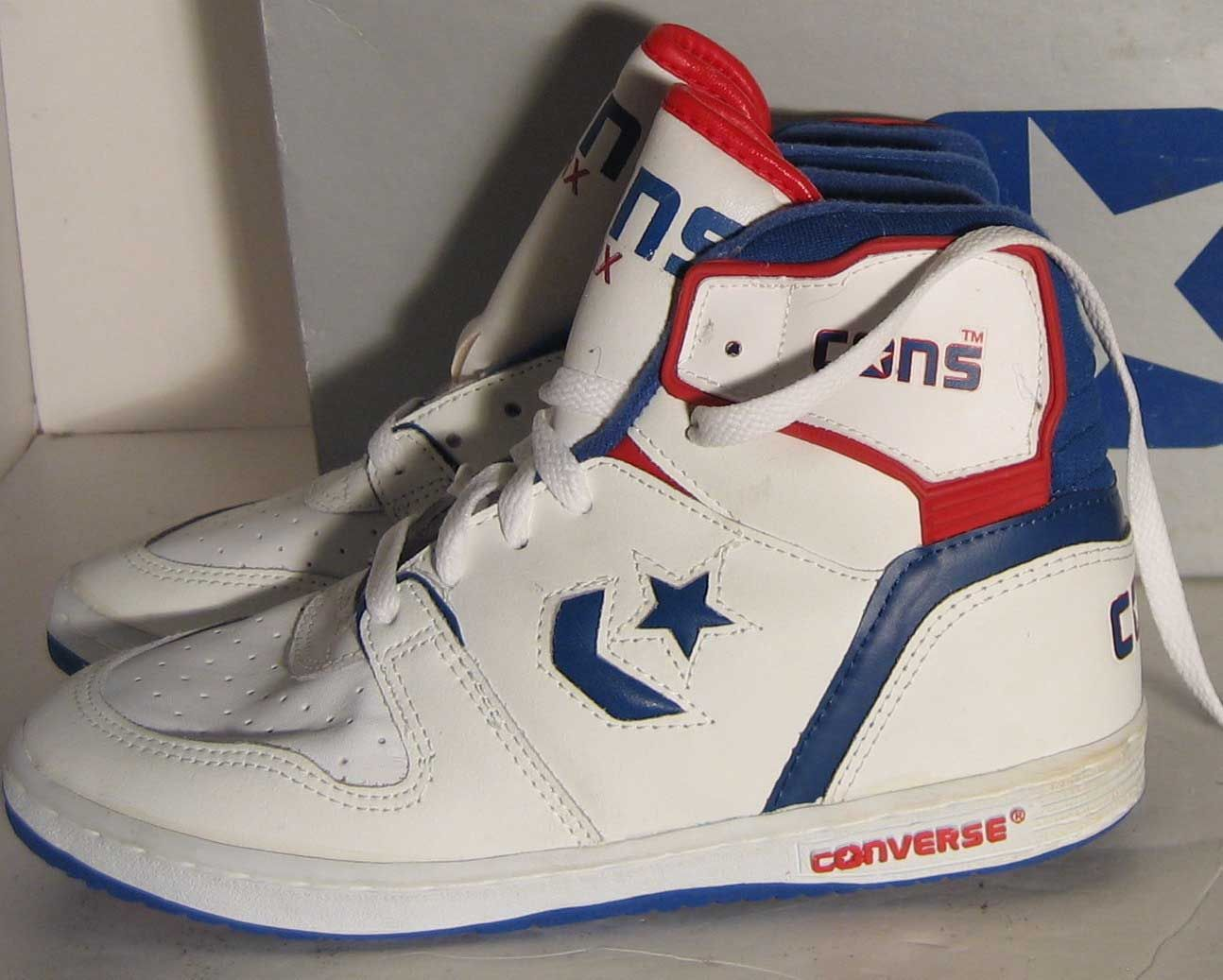 Converse basketball shoes, Sneakers