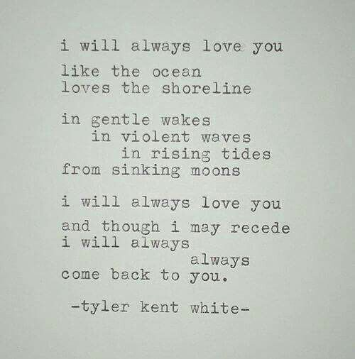 I Will Always Love You Inspirational Pinterest Love Quotes
