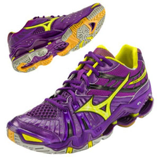 mizuno volleyball shoes size 9 kit
