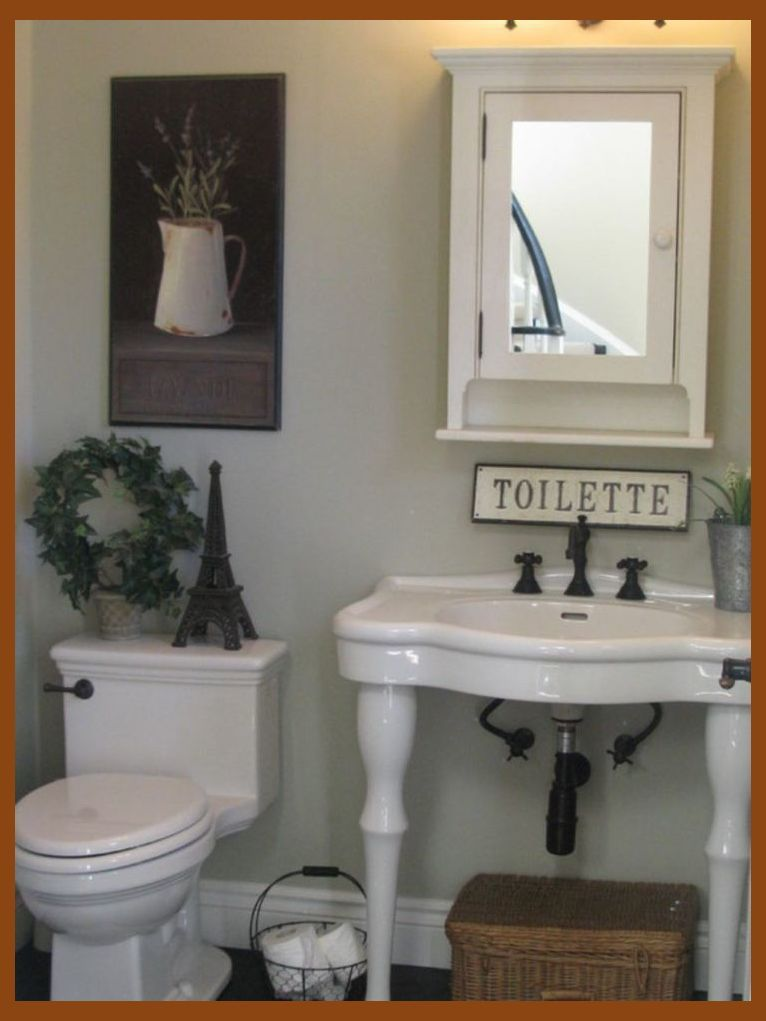 65 Inspiring Diy French Country Decor Ideas Diy French Country Decor Diy French Country D French Country Bathroom French Bathroom French Bathroom Decor