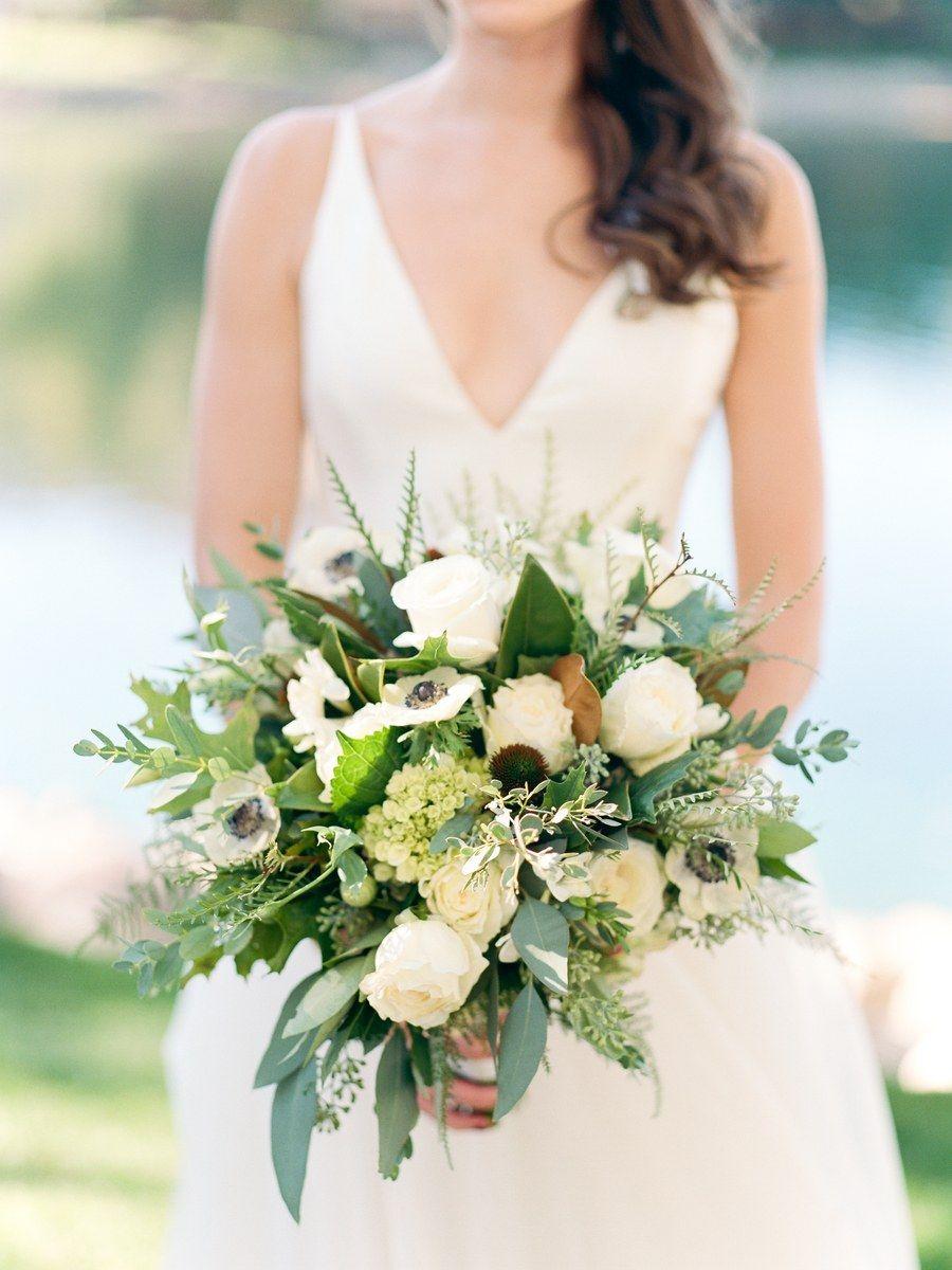 a flower-filled wedding in colorado springs | wedding