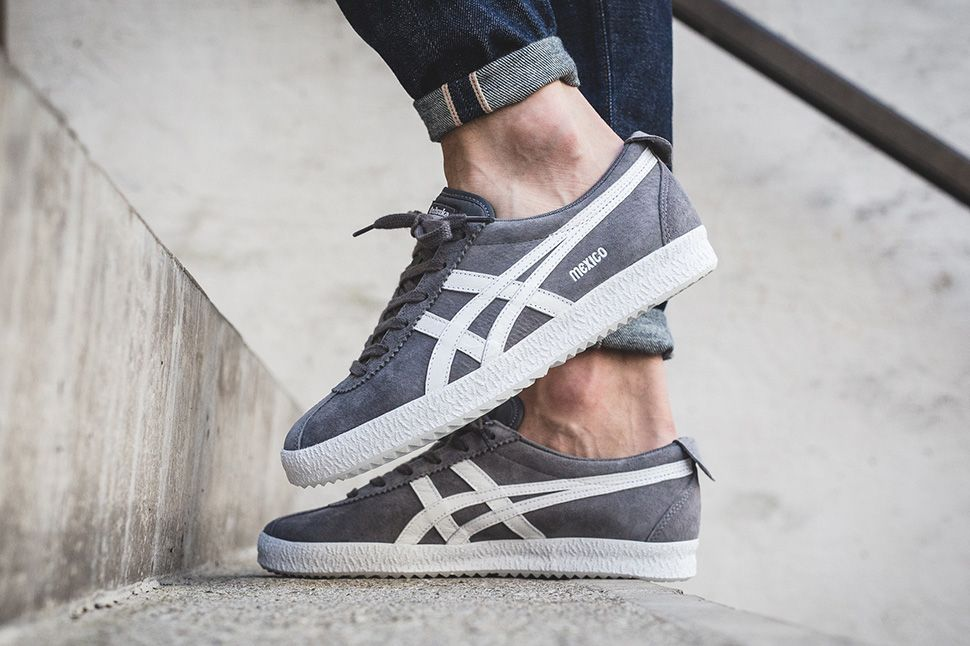 new product 7a014 5a4c9 Onitsuka Tiger Mexico Delegation Drops in Two Colorways - EU Kicks  Sneaker…
