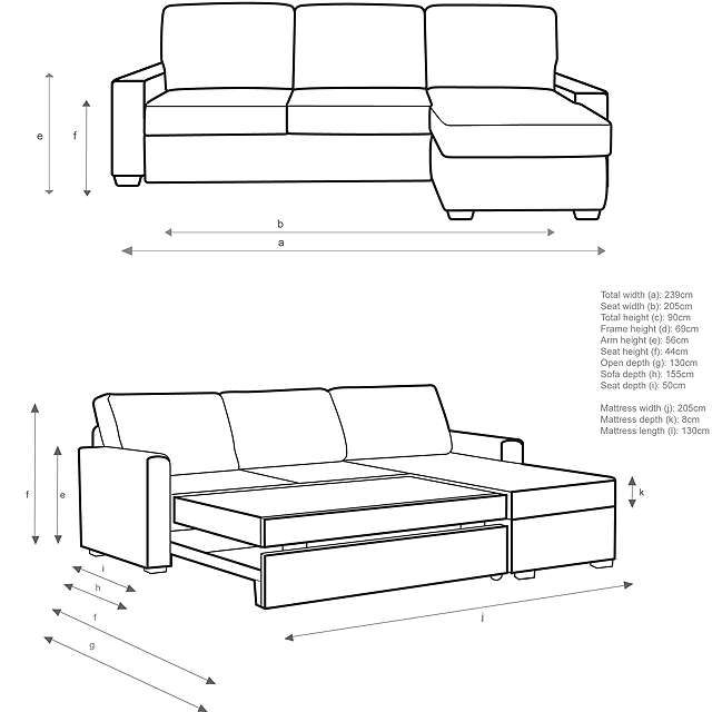Astounding John Lewis Partners Sacha Large Sofa Bed With Foam Gmtry Best Dining Table And Chair Ideas Images Gmtryco