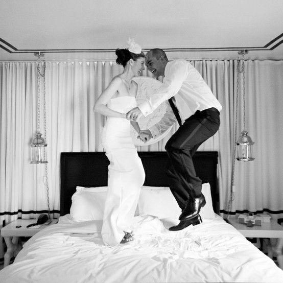 What To Expect On Your Wedding Night