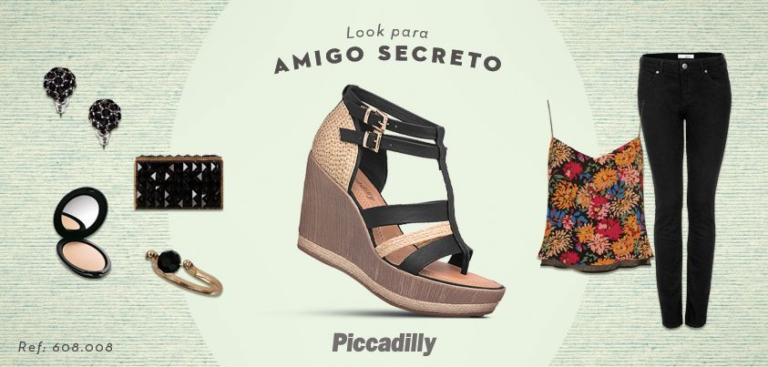 #look #fashion #moda #trend  #sapatos #shoes #tendencia #piccadilly #mylook #amigooculto #amigosecreto
