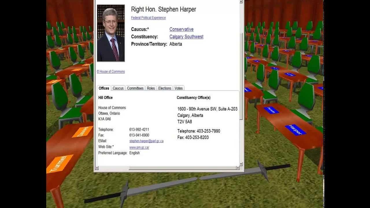 Immersive Technology Program 2012