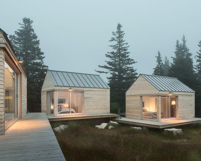 go home by go logic maine crafted passive house prefab rh pinterest com