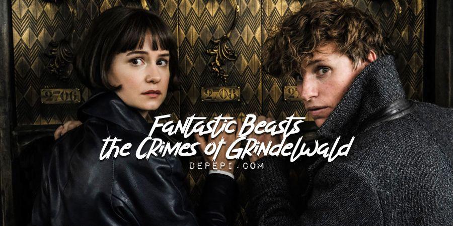 Fantastic Beasts The Crimes Of Grindelwald Teaser Trailer Pop