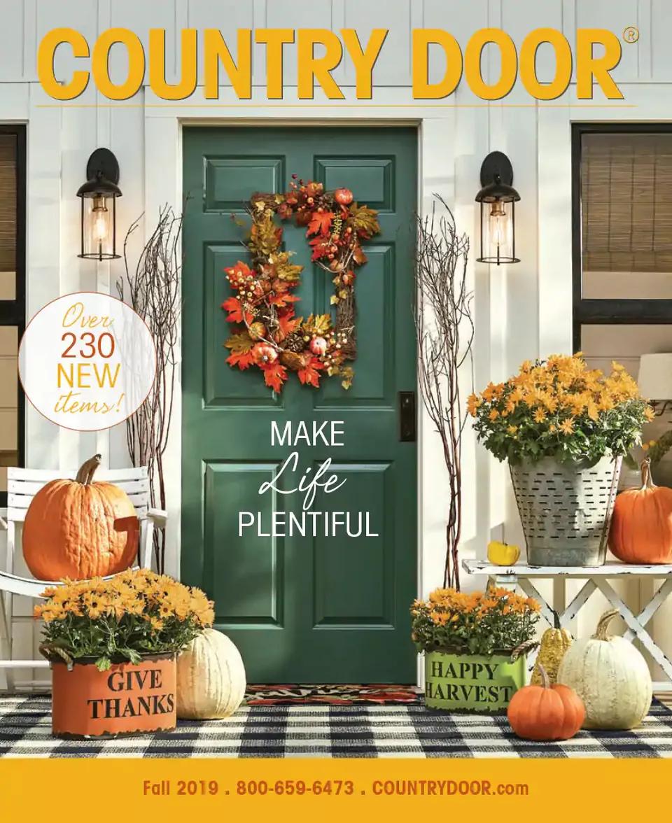 How To Get A Free Country Door Home Decor Catalog In 2020 Country Door Catalog Home Decor Catalogs Country Door