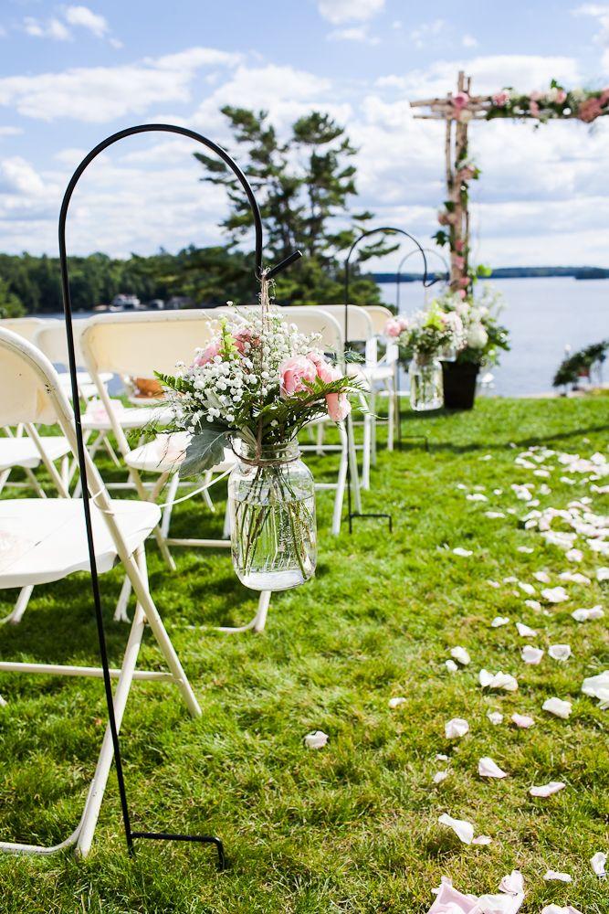 A Vintage Garden Wedding In Muskoska Ontario Outdoor