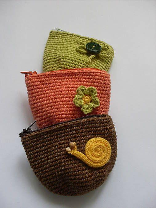 hortensia / peňaženka na drobné