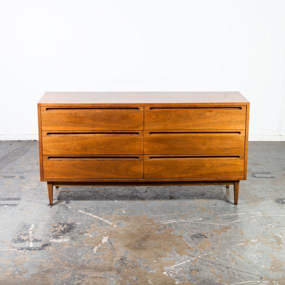 Best Mid Century Modern Dresser Wide American Martinsville 400 x 300