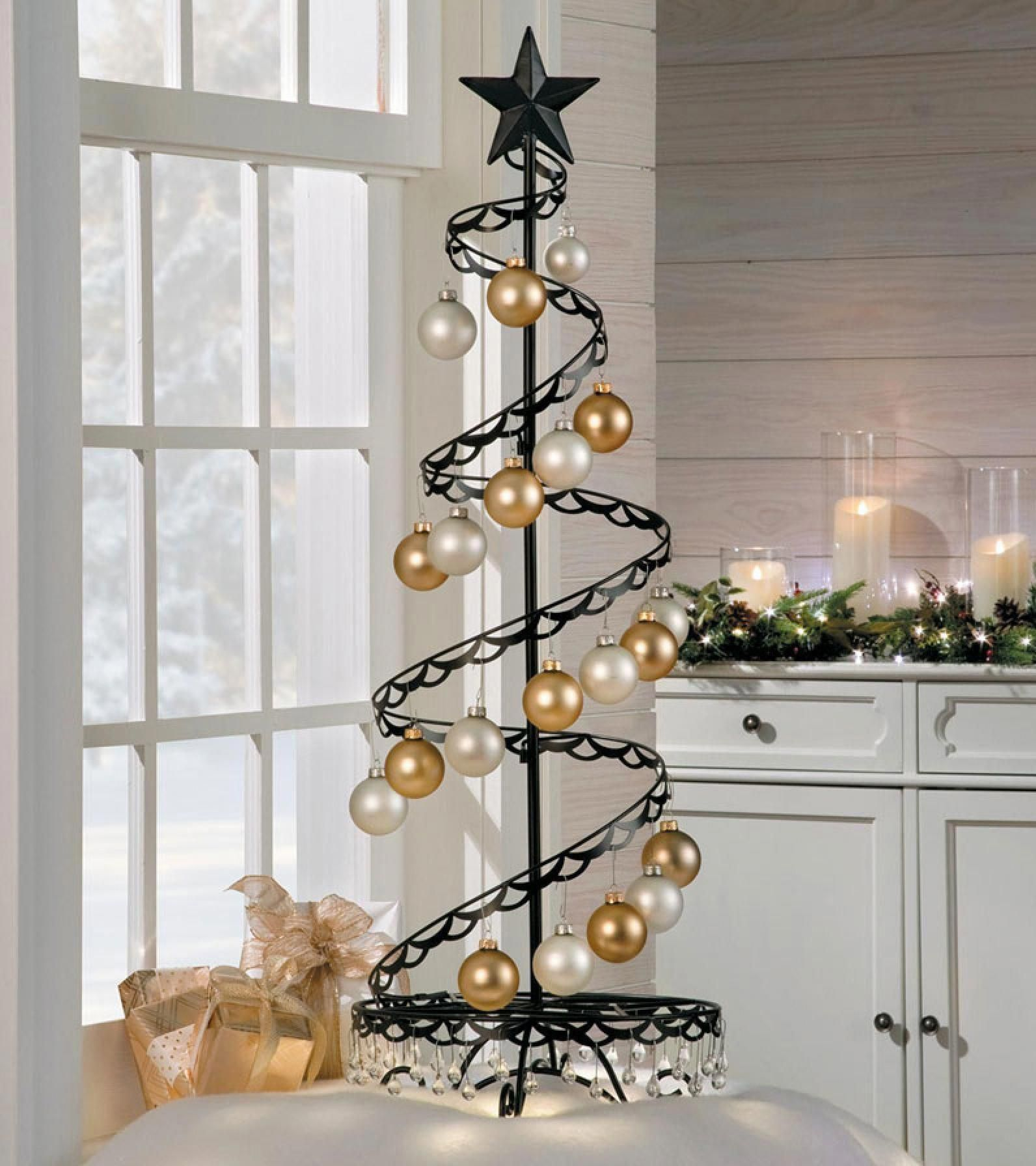 Exceptional Metal Tree Wall Art Hobby Lobby Detail Is Available On Our Internet Site Check It O Ornament Tree Display Spiral Christmas Tree Ornament Display
