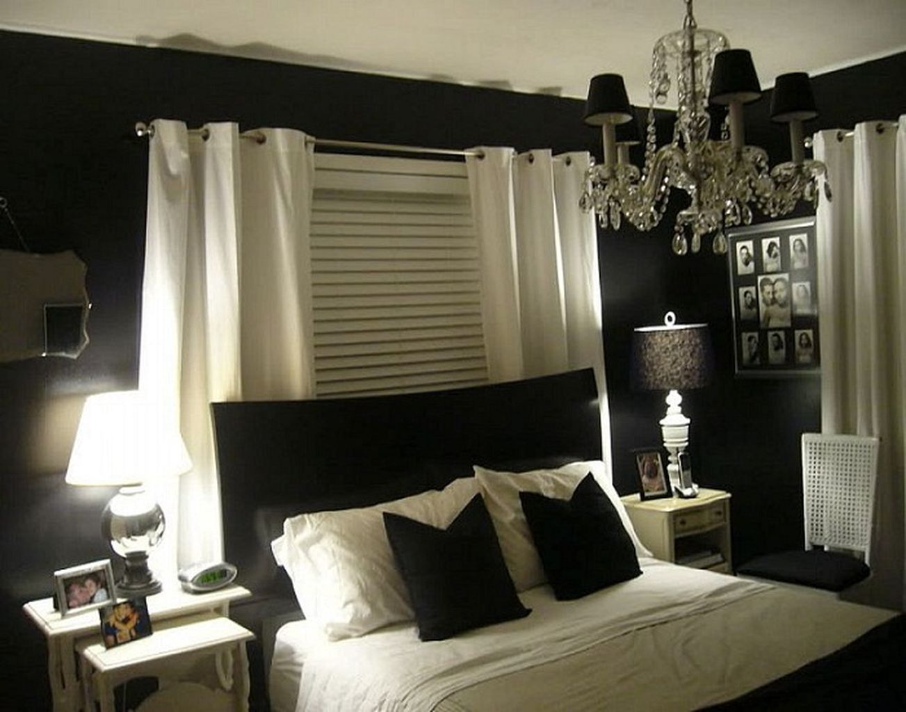Best 63 Best Stylish Black And White Bedroom Ideas White 640 x 480