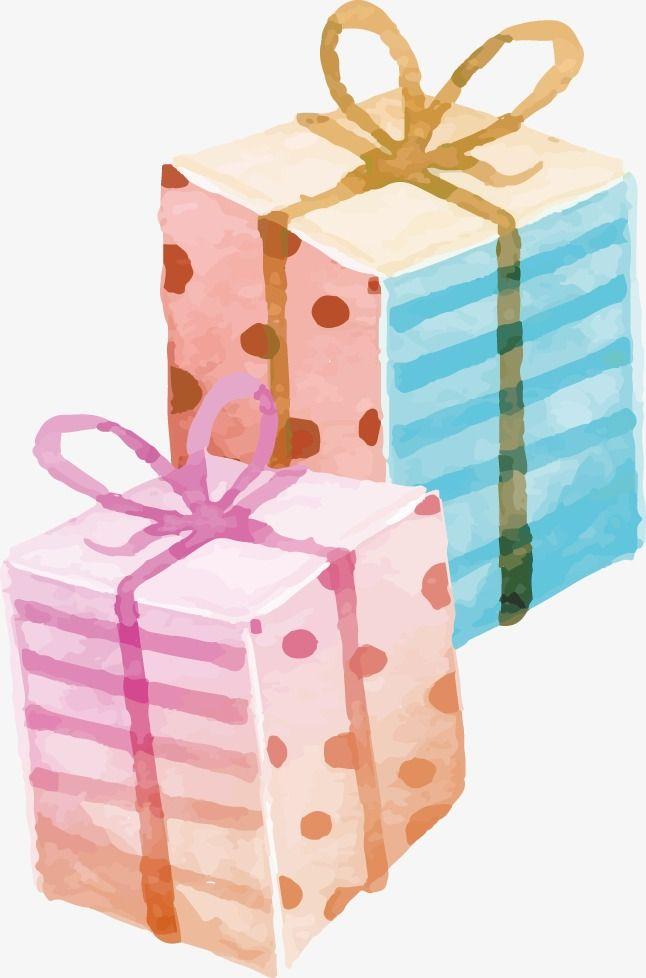 Geschenke Gemalt