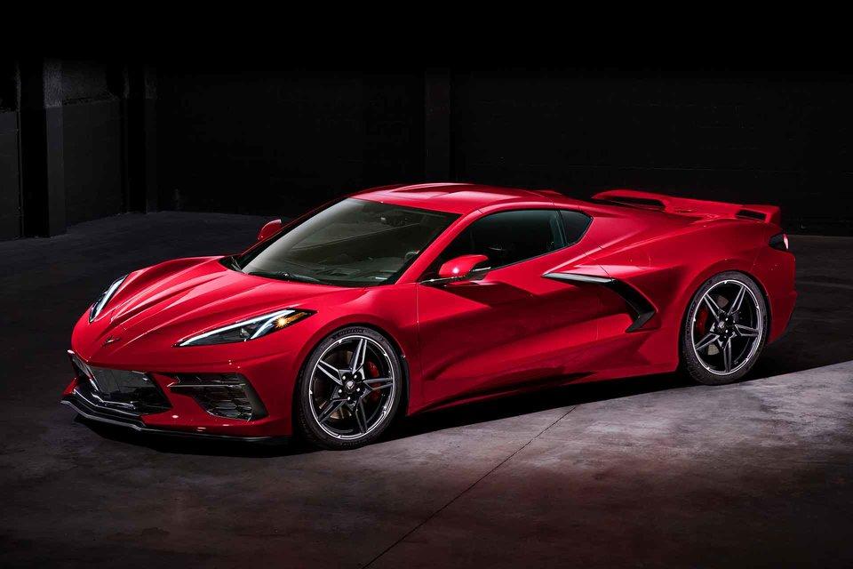 2020 Chevrolet Corvette Stingray Coupe Corvette Super Cars Corvette Stingray