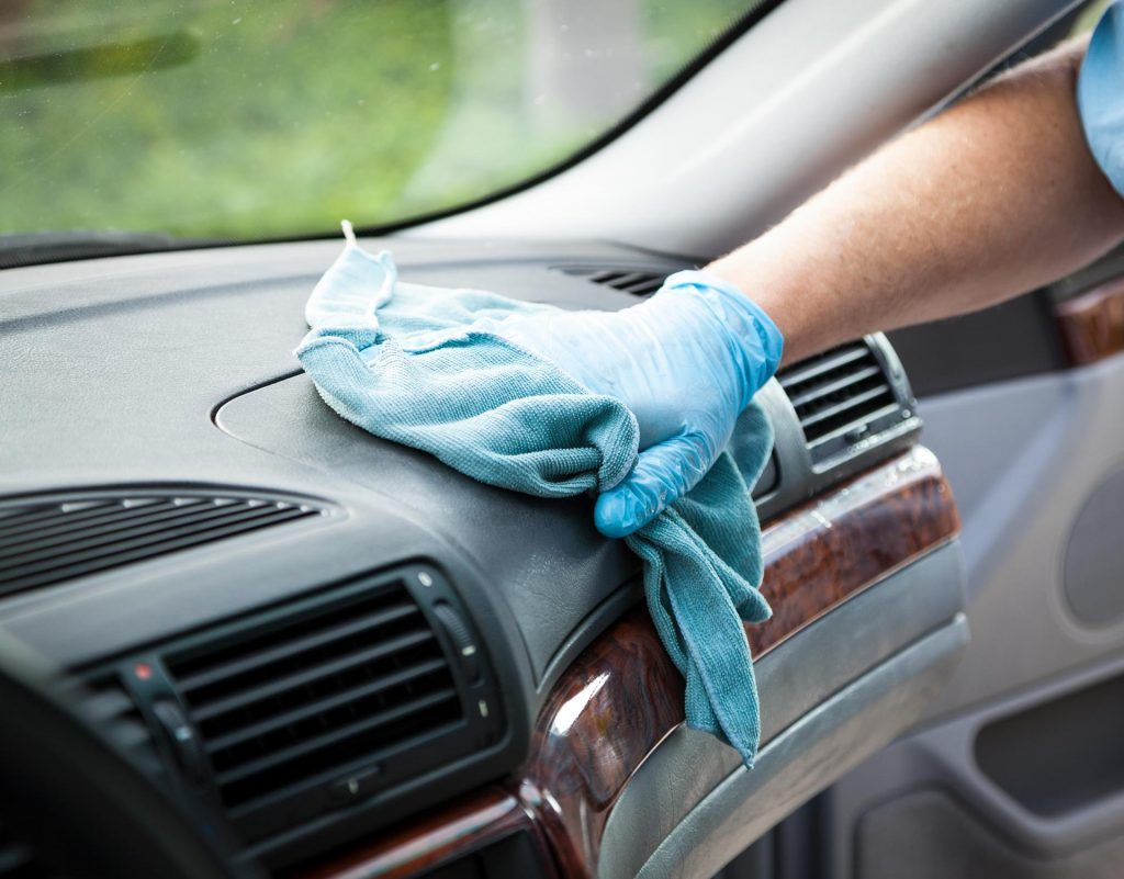 How To Clean The Inside Of Your Car S Dashboard Flagstop Car Wash In 2020 Car Wash Car Windshield Cover Car Wash Tips