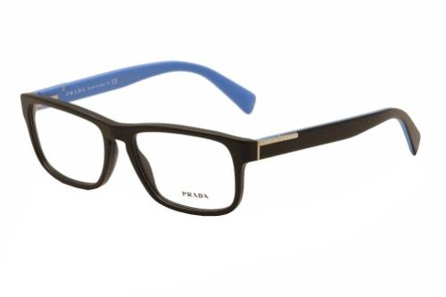 714741246db8 Prada Men s PR07PV Rectangular Optical Frames