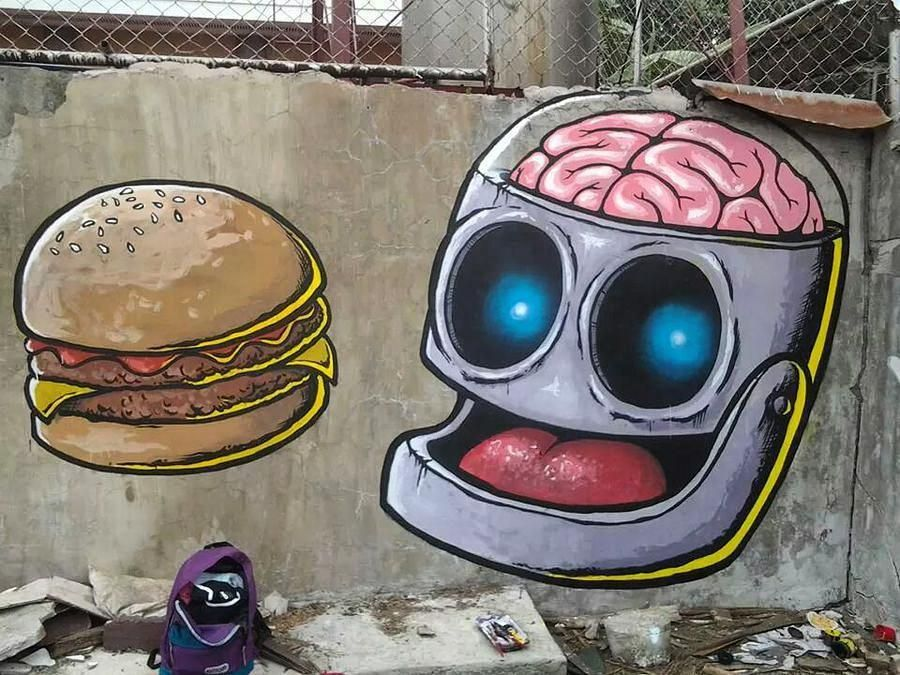 By Humbly in The Philippines (http://globalstreetart.com/humbly) #globalstreetart https://www.instagram.com/p/BDnKp2gAEJn/