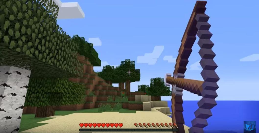 Bow Infinity Fix Mod 1 14 4 1 12 2 1 10 2 Mod Minecraft Mods Infinity