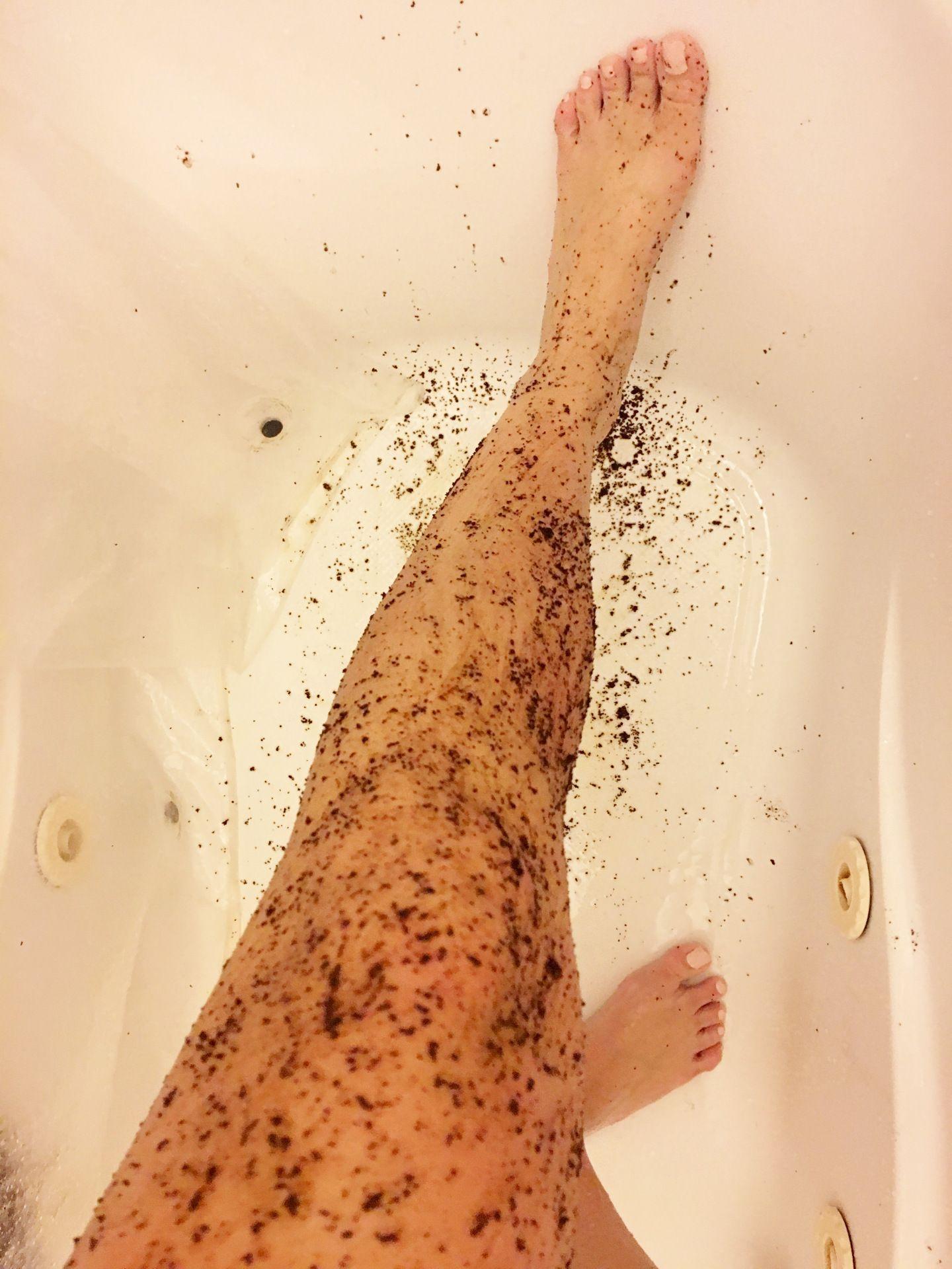 Follow My Natural Skincare Routine Day 7 In 2020 Coffee Scrub Diy