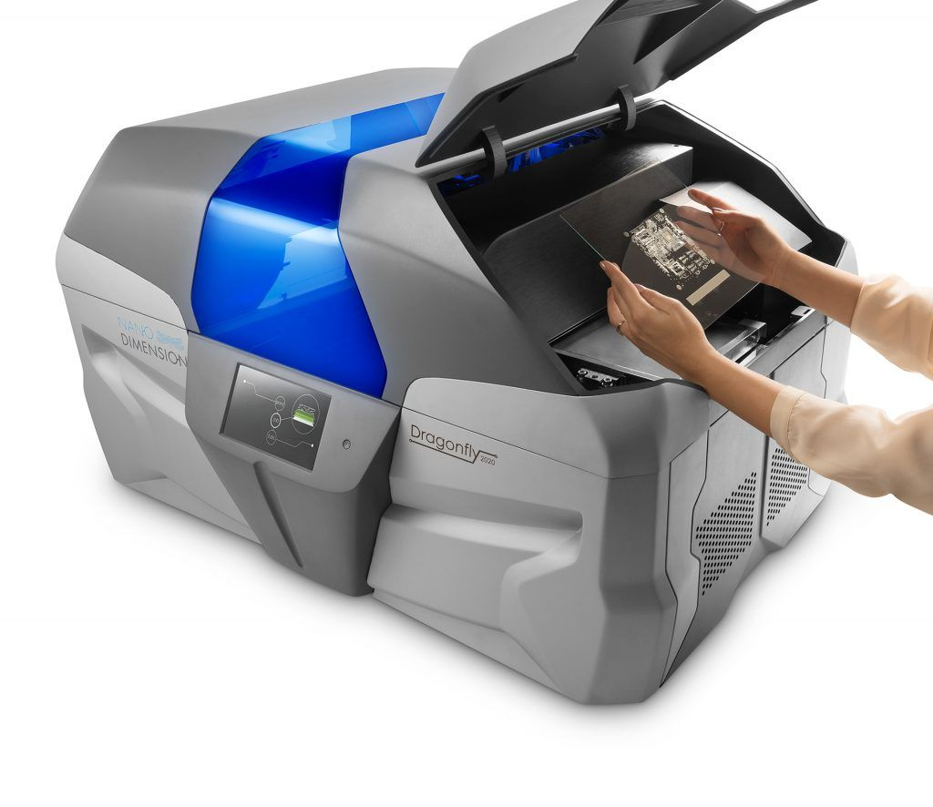 Best Personal Printer 2020 Jabil becomes first commercial customer of DragonFly 2020