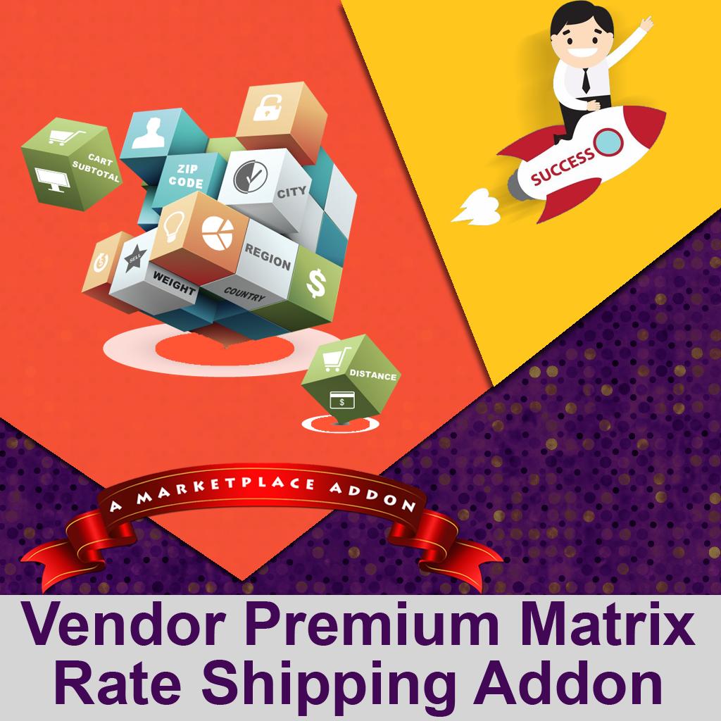 Vendor Premium Matrix Rate Shipping Extension Matrix Vendor Coding