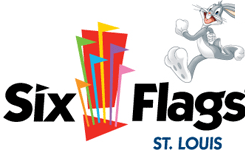 Six Flags St Louis Free Military Personnel Admission July 1st 4th Discounted Tickets Six Flags Over Texas Six Flags Great Adventure Six Flags