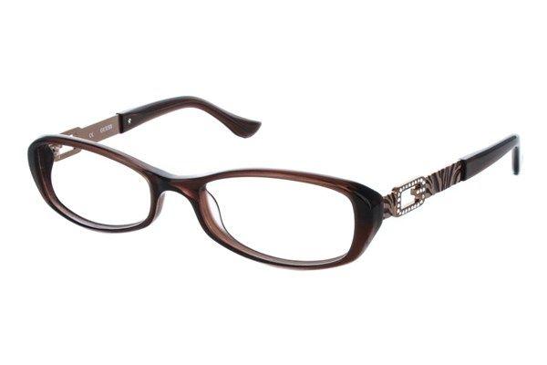 Guess Eyeglasses Gu2288 Brn W3dnNd