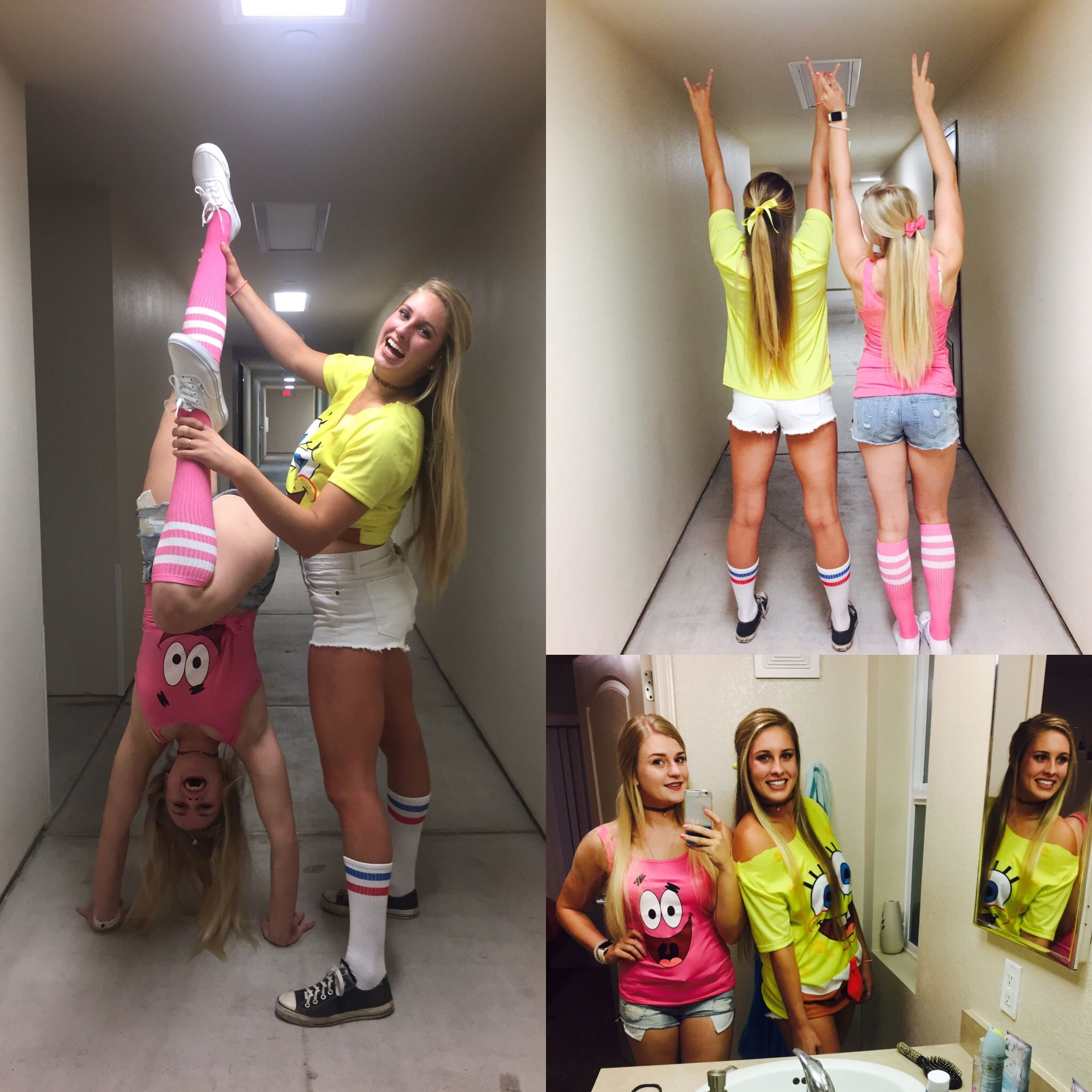 Sexy halloween costumes for best friends