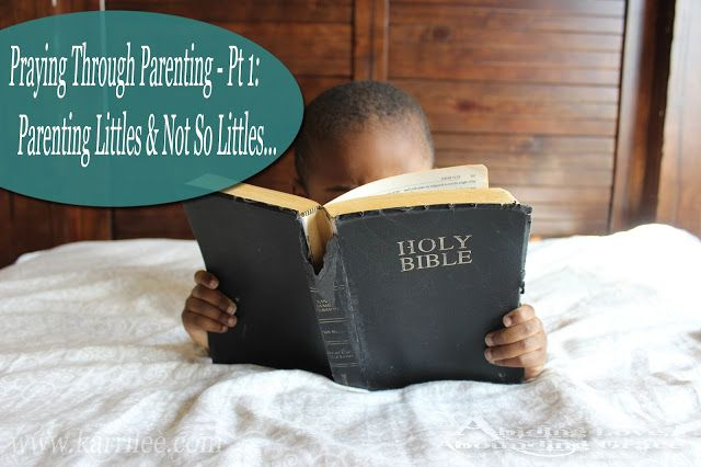 Abiding Love, Abounding Grace: DAY TWELVE - Praying Through Parenting - Part 1: Parenting Littles and Not So Littles