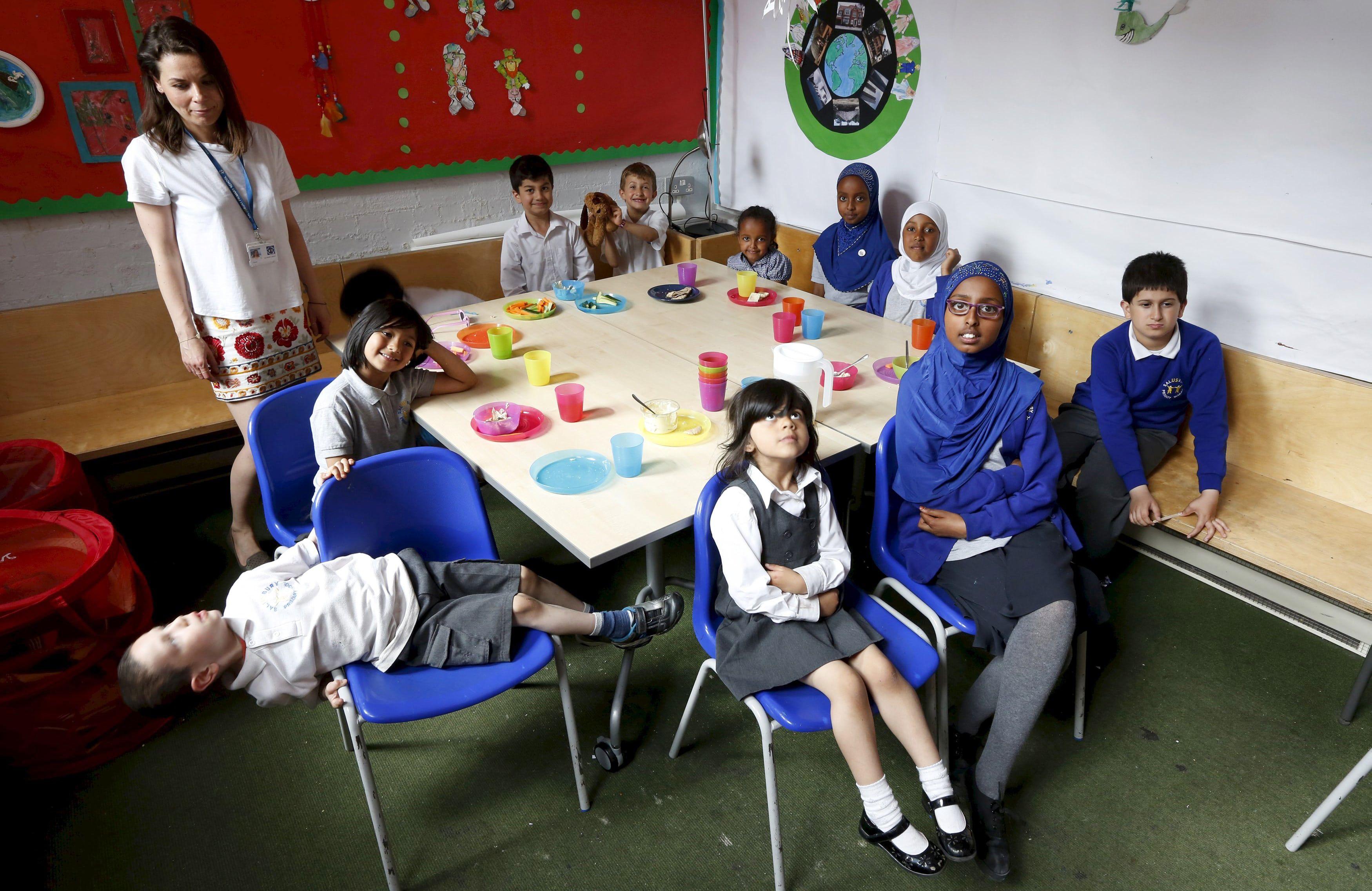 Школа мира миров картинки