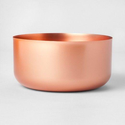 Serving Bowl Copper Project 62 Target Casa De Banho
