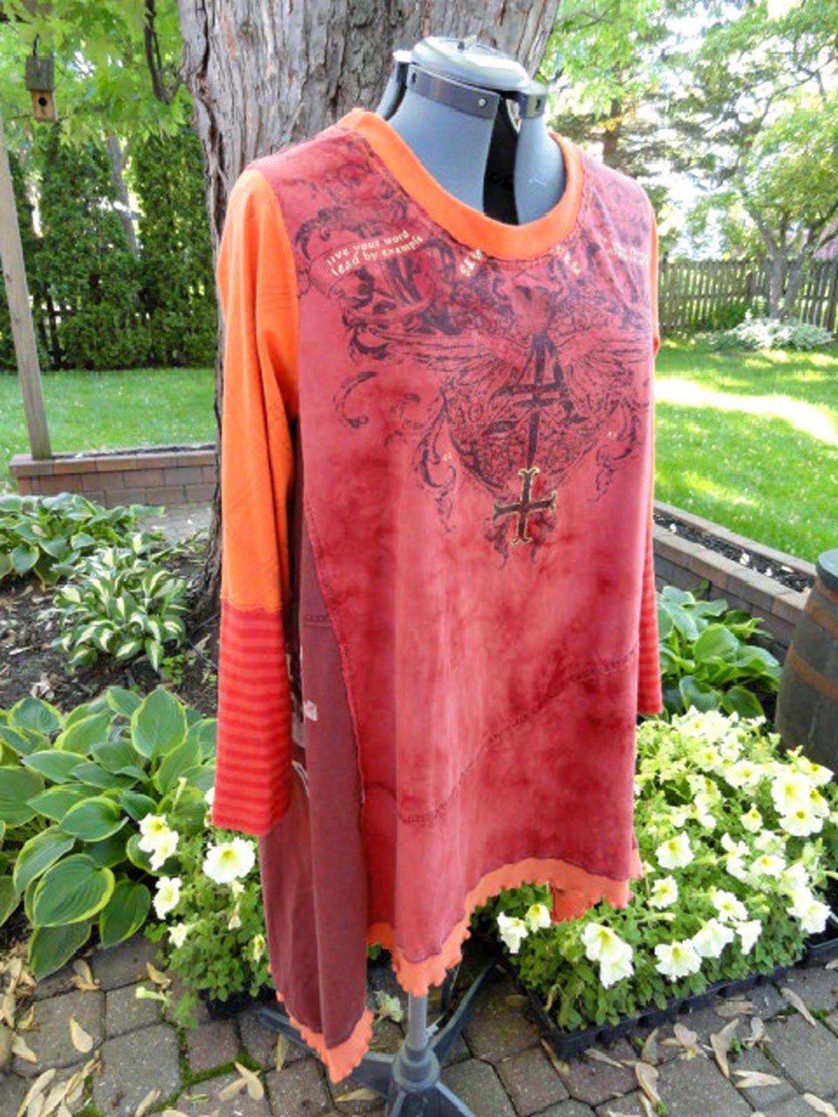 Ingrid Dijkers: Diversions - more reclaimed T-Shirts
