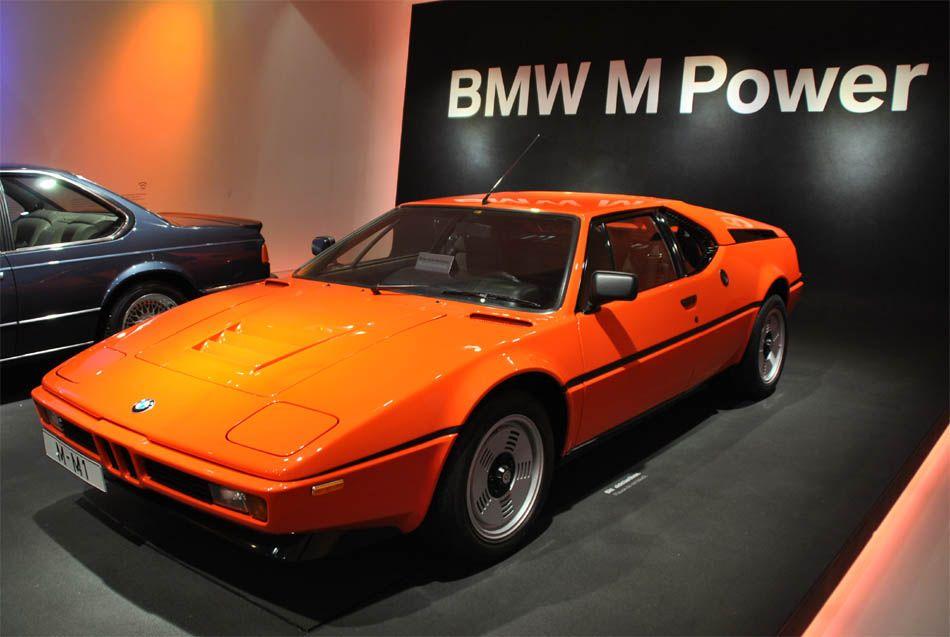 A Classic S BMW M Sports Car Wheel Wonders S - Sports cars 1980s