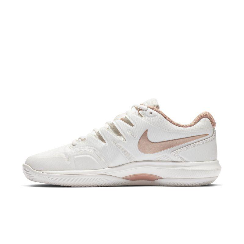 Nike Air Zoom Prestige Clay Women S Tennis Shoe Cream Womens Tennis Shoes Nike Air Zoom Tennis Shoes