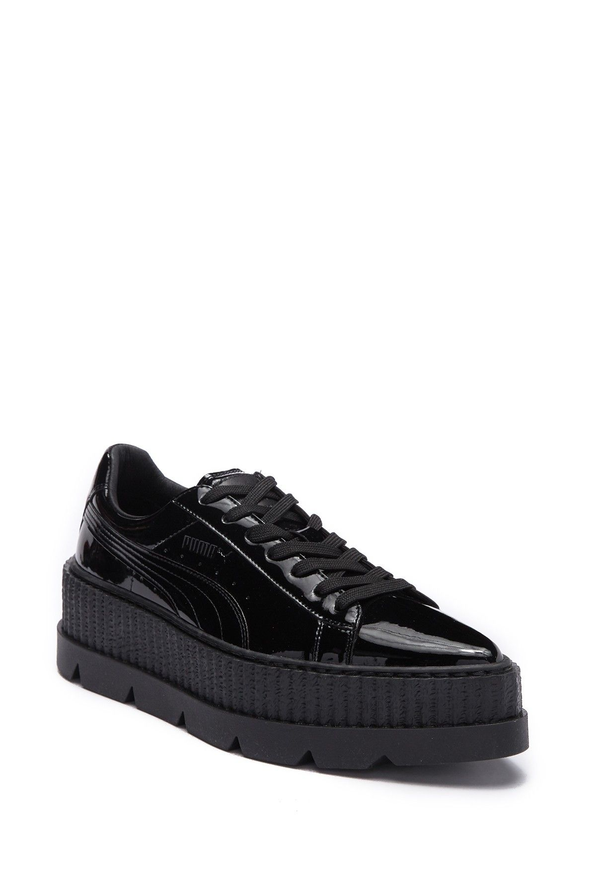 4696acc94cd9 PUMA - FENTY PUMA by Rihanna Pointy Toe Creeper Patent Flatform is now 63%  off. Free Shipping on orders over  100.
