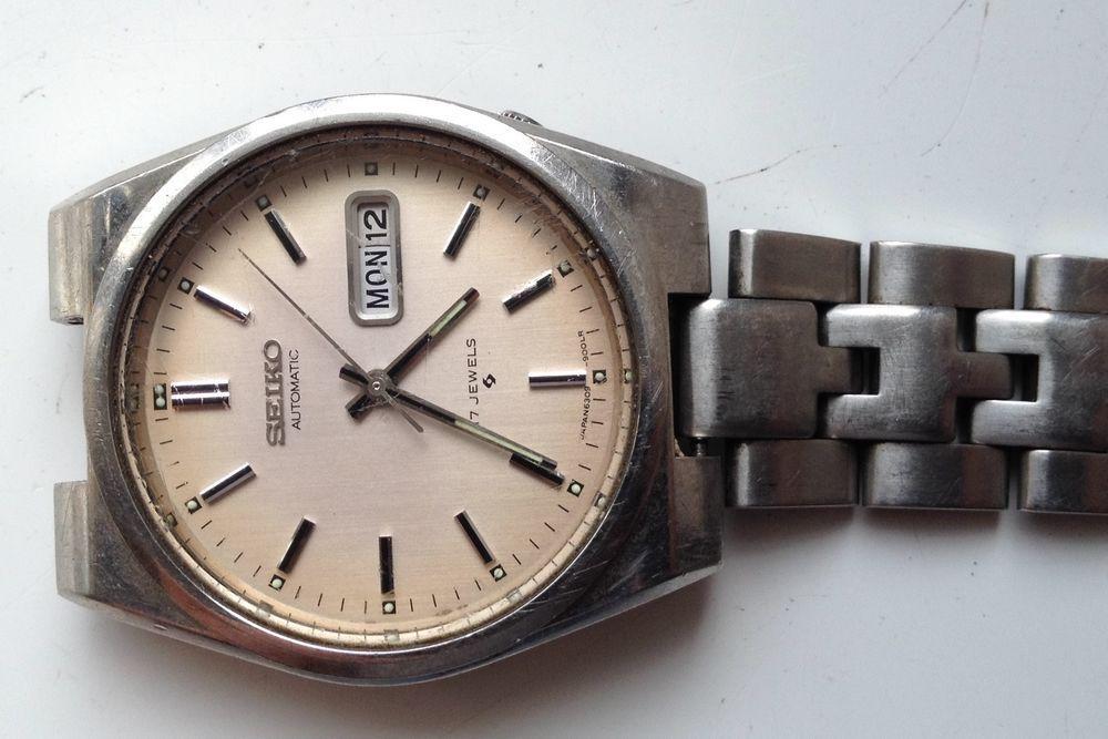 Dating Vintage Seiko horloges beter hook up site dan Craigslist