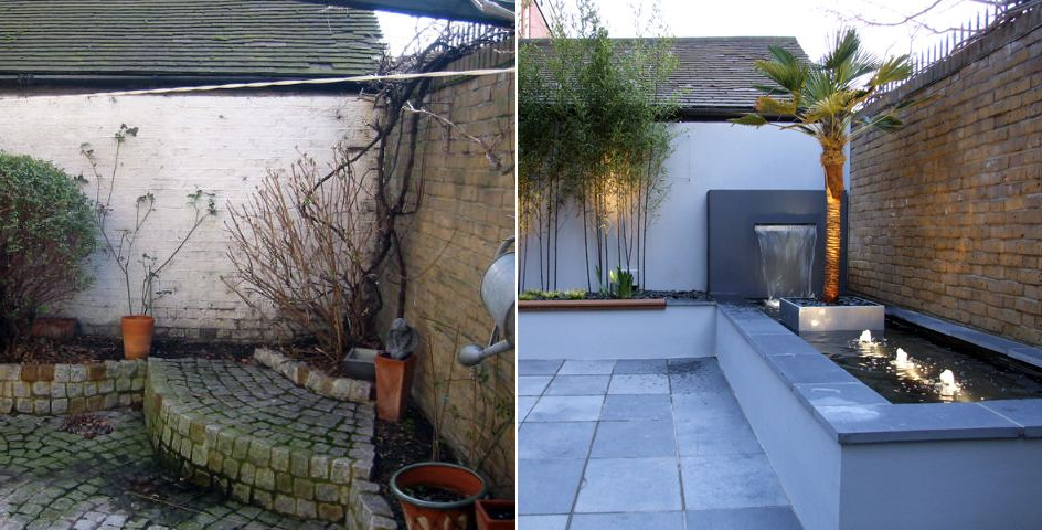 Charmant Transformation Of Hampstead Garden