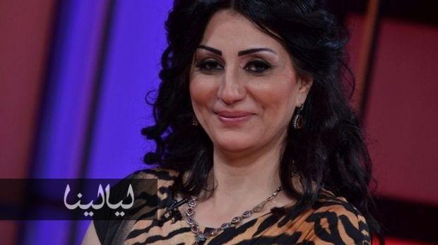 أجمل صور عفوية جمعت وفاء عامر وابنها وزوجها موقع ليالينا