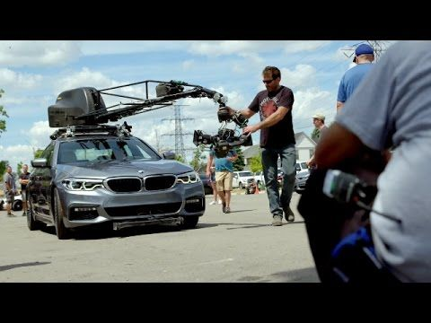 2017 BMW Films The Escape Behind the Scenes 2