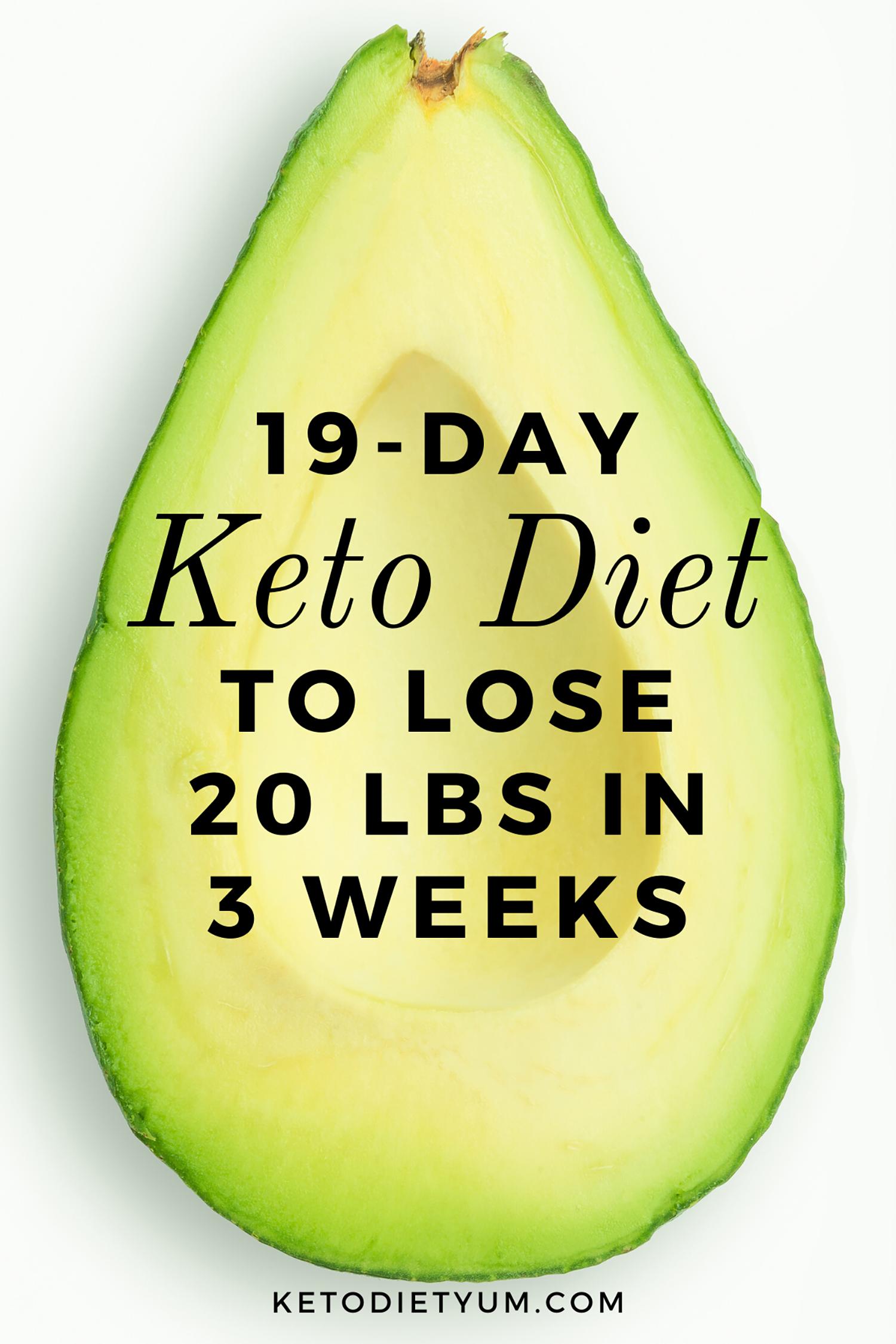 Photo of 19-Tage-Keto-Diätplan für Anfänger Gewichtsverlust