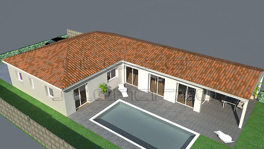 Plan de maison économique - Plans de maisons d\u0027architecte Maisons