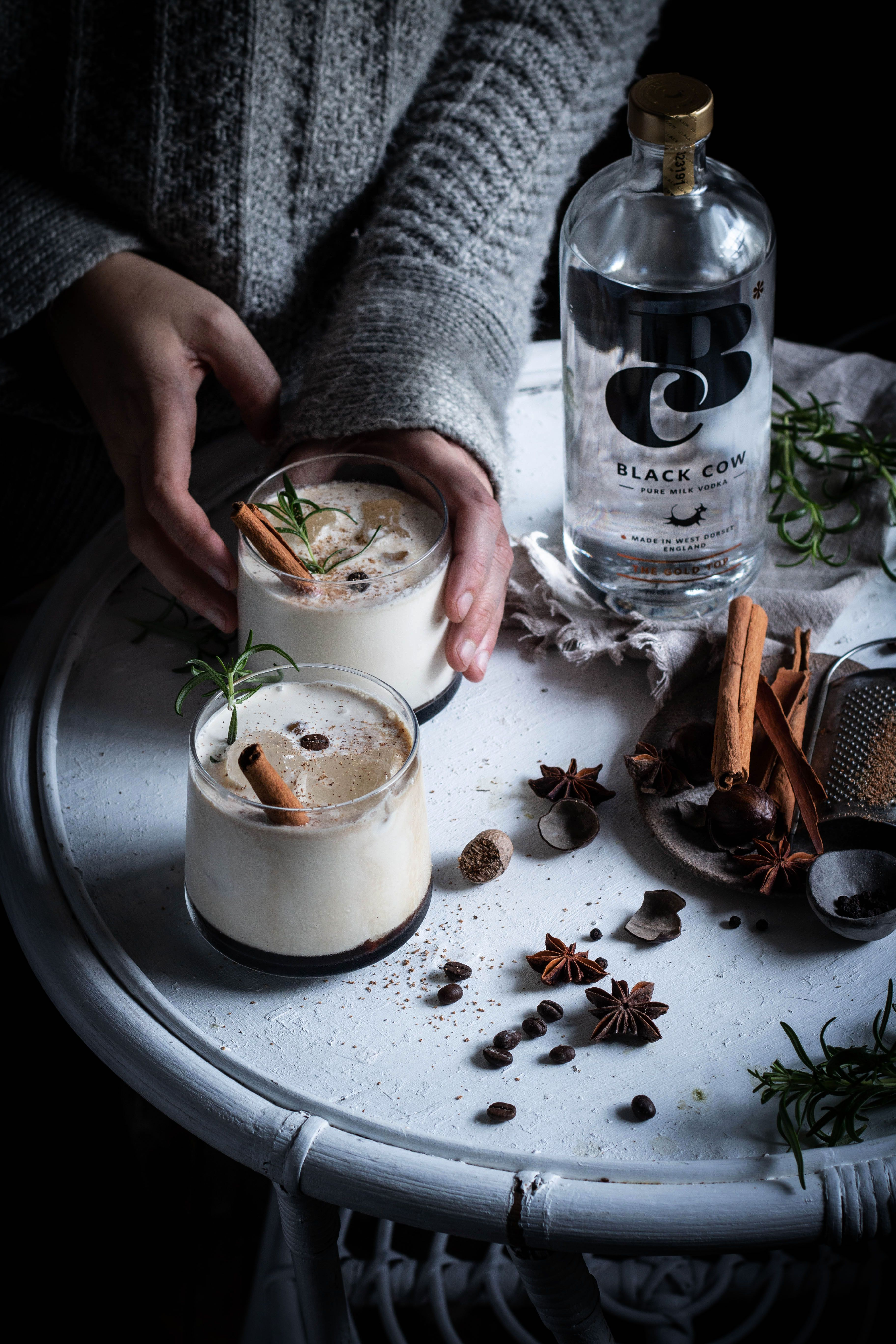 Collaborate spiced coffee liqueurs recipes coffee