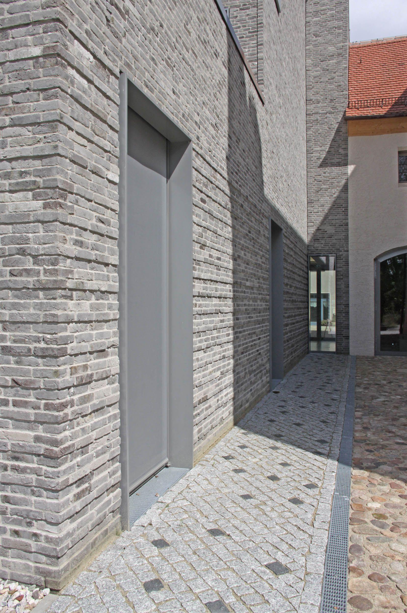 melanchthonhaus wittenberg detail hoffassade n bleul. Black Bedroom Furniture Sets. Home Design Ideas